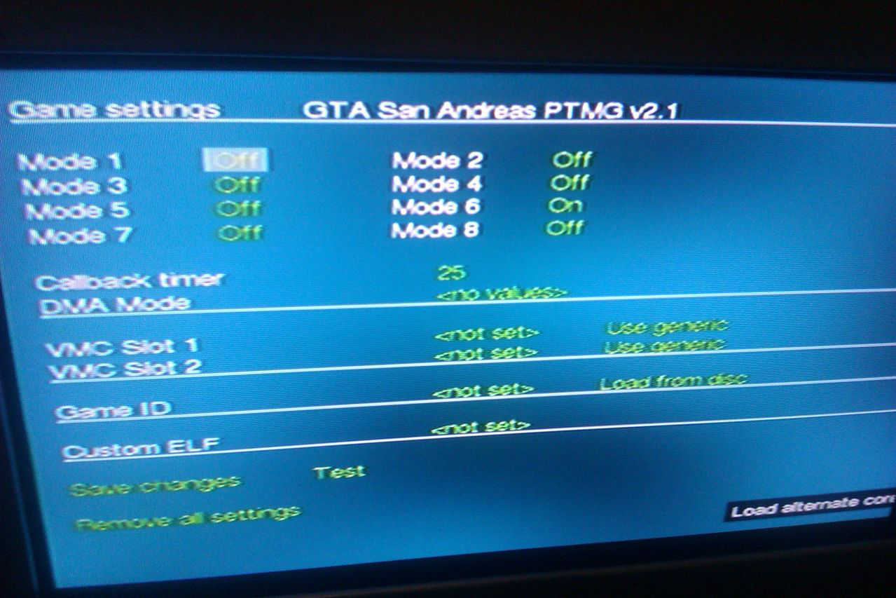 Fix it: GTA San Andreas PTMG 2 / 2 1 for PS2 crashes or freezes | I